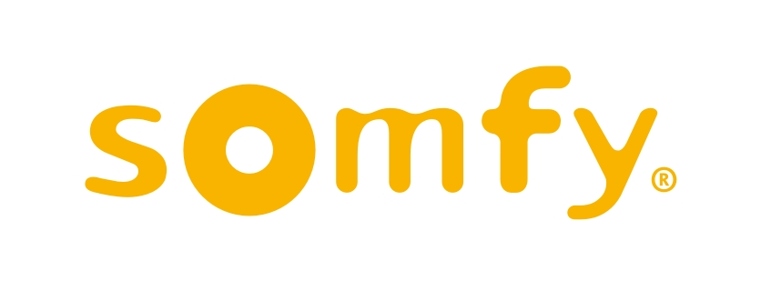 Somfy LOGO (yellow)